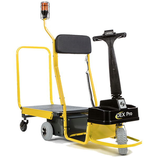 Amigo Mobility Dex Pro material handling electric burden carrier