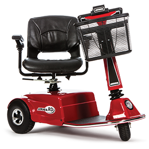 Amigo rotating seat for mobility scooters