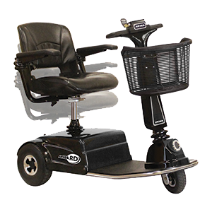 Amigo power seat lift for mobility scooters