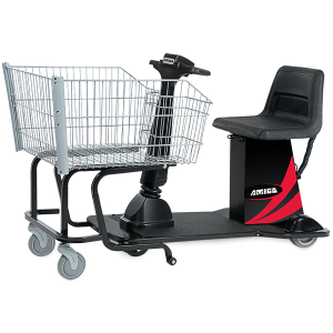Amigo Valueshopper XL motorized shopping cart