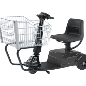 Amigo SmartShopper rear drive motorized shopping cart