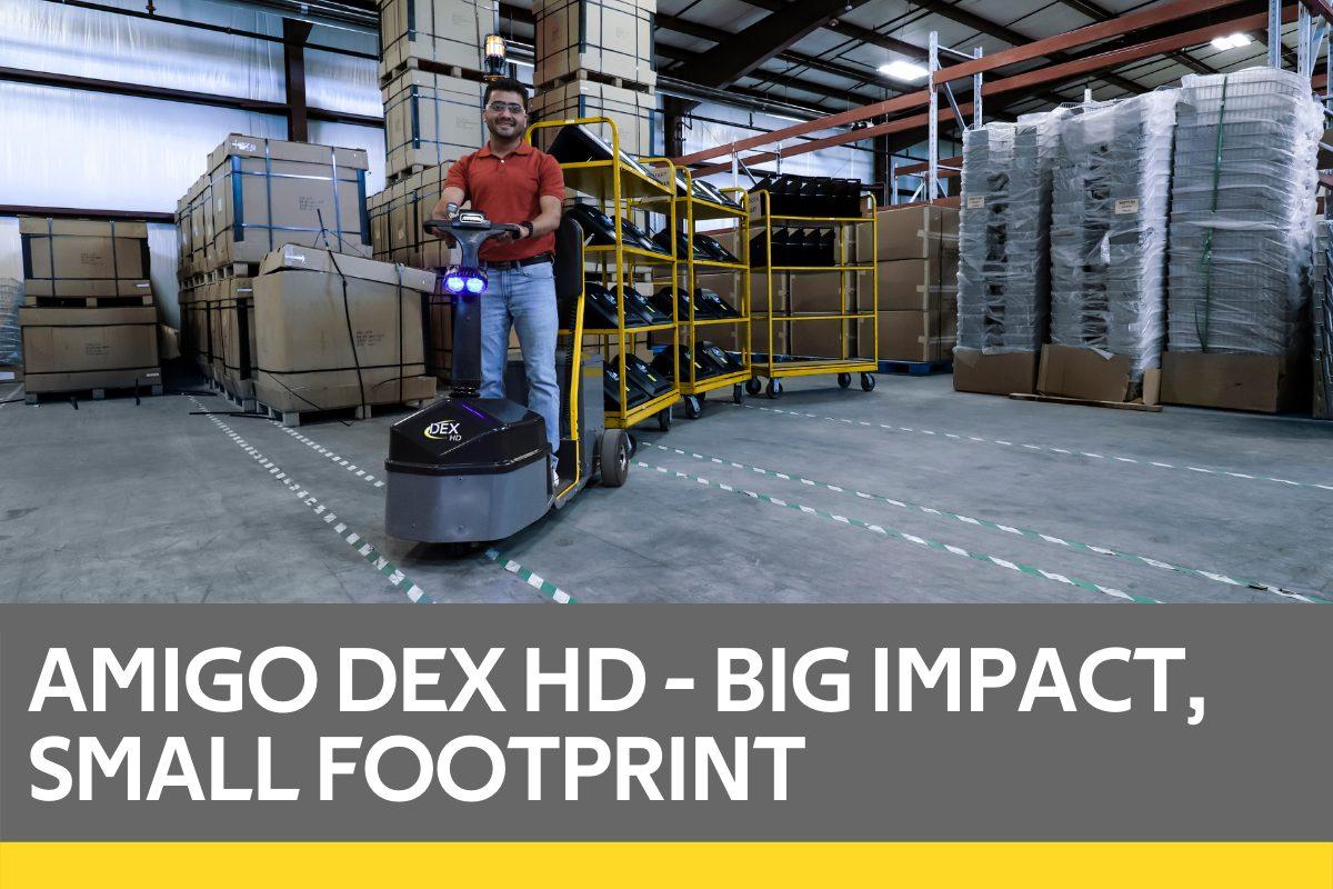 Material Handling Dex HD PR Featured Image
