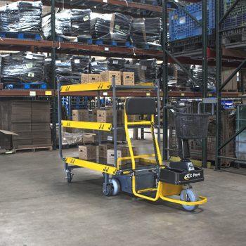 Amigo Mobility distribution center solutions