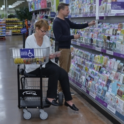 amigo_mobility_smartchair_grocery_and_retail_commercial_wheelchair_shopping_cart_handicap_cards