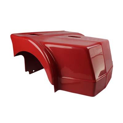 Amigo RTX red rear cover
