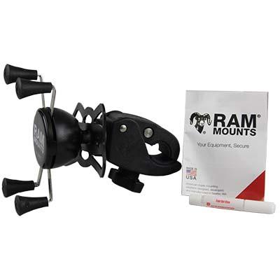 RAM phone holder for Amigo mobility scooter