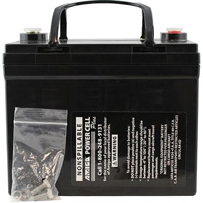 Amigo RD battery