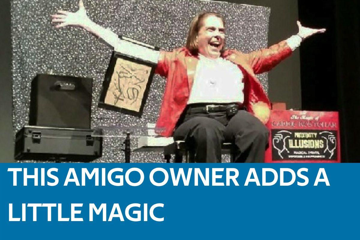 Amigo Owner Magic Featured Image