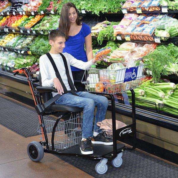 Amigo Smartchair xt wheelchair alternative