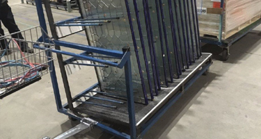 Amigo Mobility case study Feather River Door using Amigo material handling products