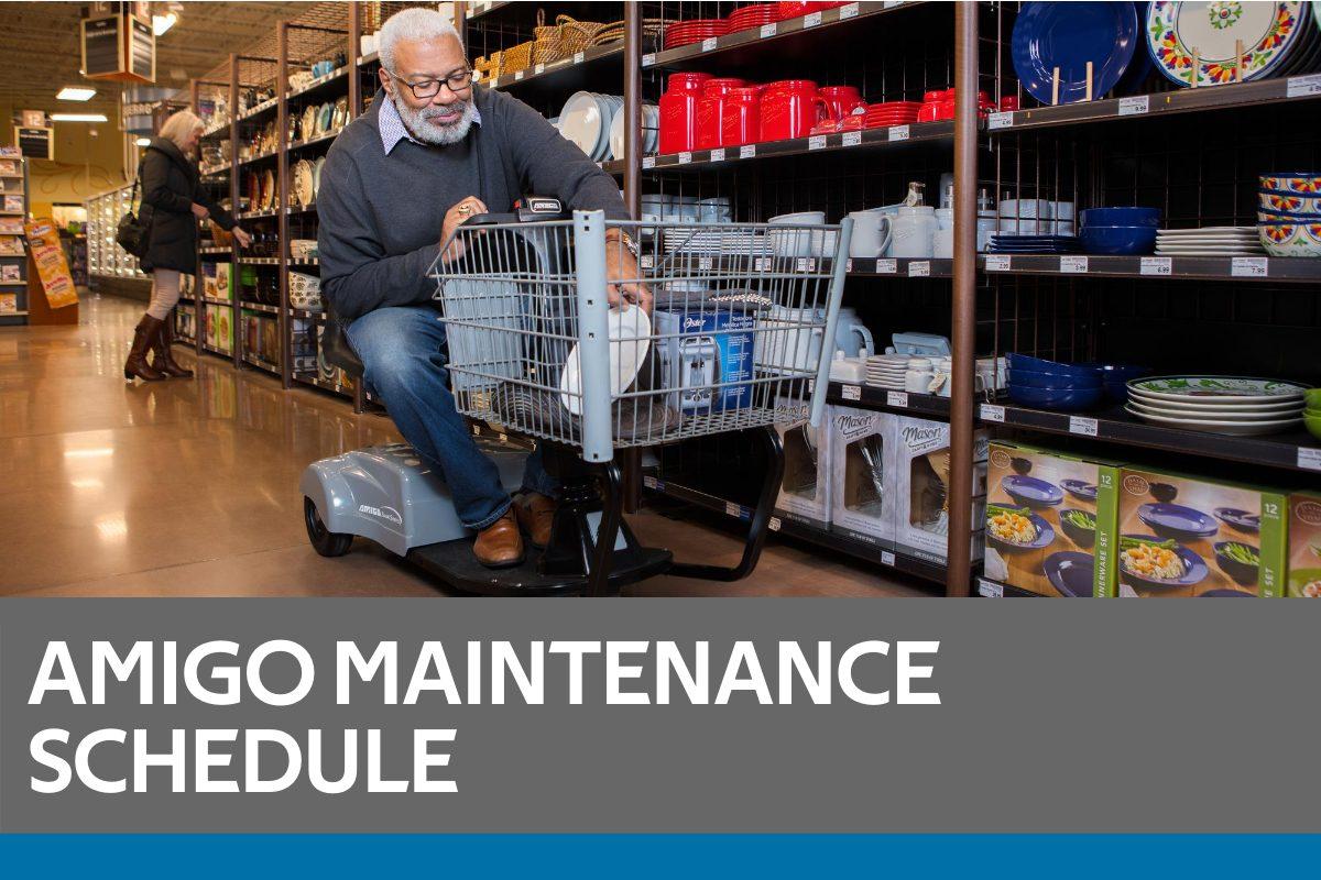 Amigo Maintenance Schedule Featured Image
