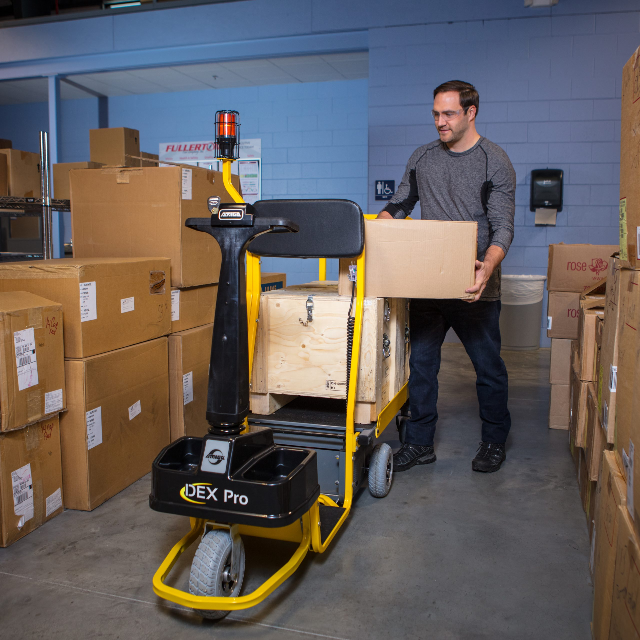 Rightsizing Equipment with Amigo Mobility's Dex Pro