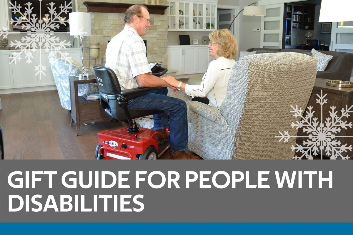 Gift Guide For People With Disabilities Featured Image