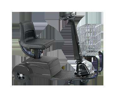 Amigo Mobility SmartShopper trimline basket for motorized shopping cart