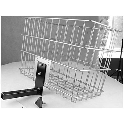 Amigo rear basket