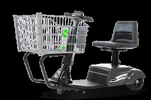 Amigo SmartShopper motorized shopping cart