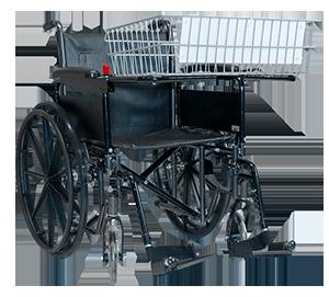 """Amigo wheelchair 22"""" seat"""