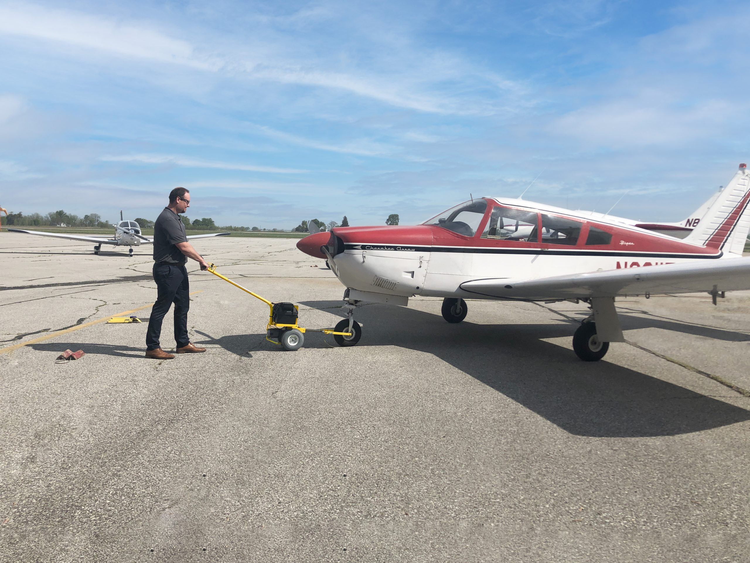 AeroTow by Amigo Mobility